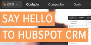 HubSpot CRM Image